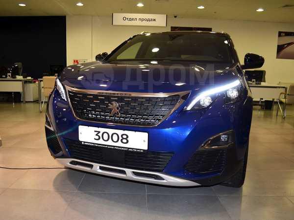 Peugeot 3008, 2020 год, 2 344 000 руб.