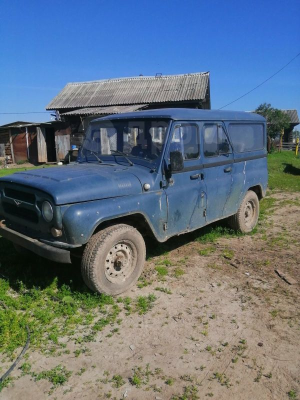 УАЗ 3153, 2003 год, 100 000 руб.