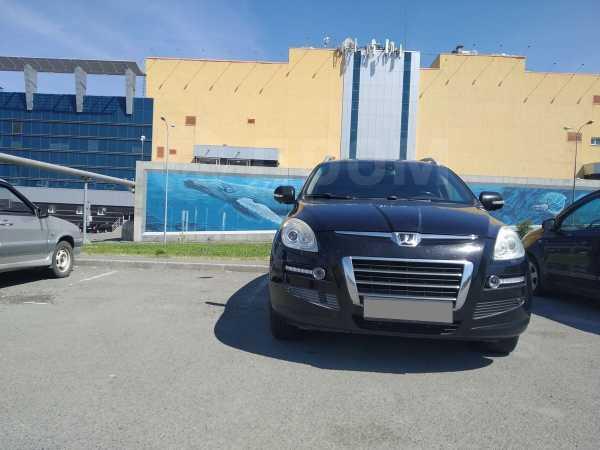 Luxgen 7 SUV, 2014 год, 785 000 руб.