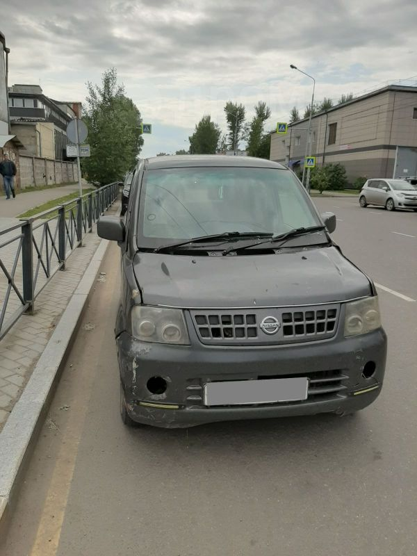 Nissan Otti, 2006 год, 145 000 руб.