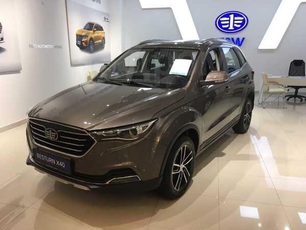 FAW Besturn X40, 2019 год, 1 049 000 руб.