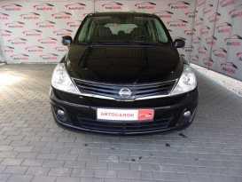 Липецк Nissan Tiida 2012
