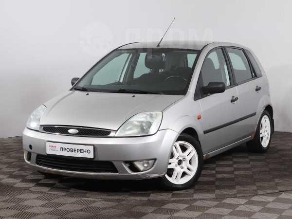 Ford Fiesta, 2005 год, 189 000 руб.