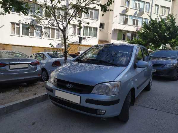Hyundai Getz, 2003 год, 250 000 руб.