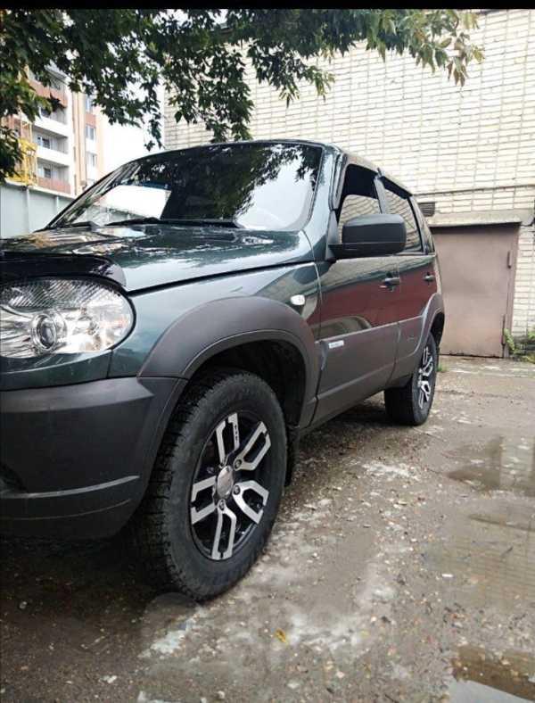 Chevrolet Niva, 2013 год, 422 000 руб.