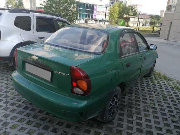 Chevrolet Lanos, 2007 год, 69 000 руб.