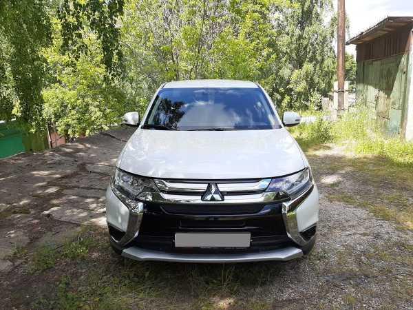 Mitsubishi Outlander, 2018 год, 1 550 000 руб.