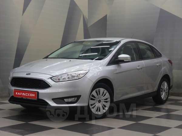 Ford Focus, 2017 год, 762 900 руб.