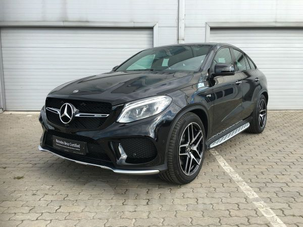 Mercedes-Benz GLE Coupe, 2019 год, 6 700 000 руб.