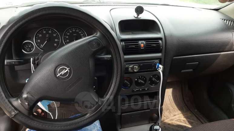 Opel Astra, 2002 год, 120 000 руб.