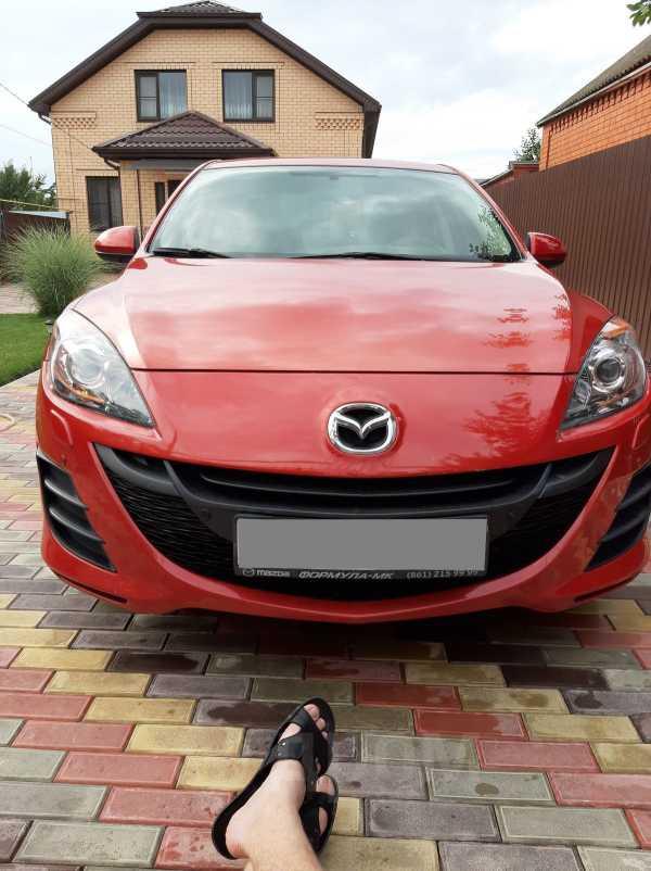 Mazda Mazda3, 2009 год, 530 000 руб.