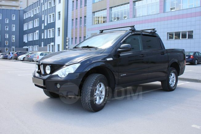 SsangYong Actyon Sports, 2012 год, 499 000 руб.