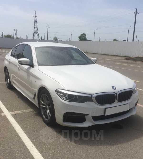 BMW 5-Series, 2018 год, 2 500 000 руб.