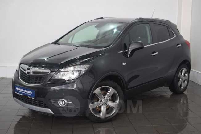 Opel Mokka, 2012 год, 599 000 руб.