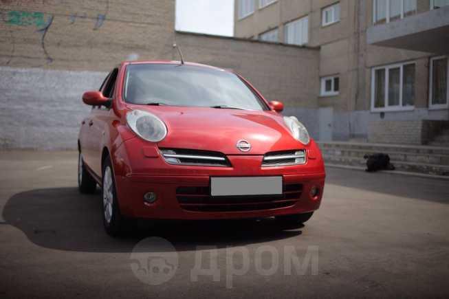 Nissan Micra, 2006 год, 350 000 руб.