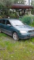 Opel Astra, 2001 год, 100 000 руб.