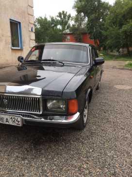 Черногорск 3102 Волга 2002