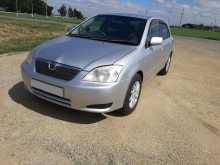 Каневская Corolla Runx 2003