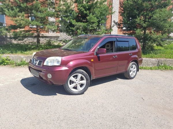 Nissan X-Trail, 2001 год, 265 000 руб.