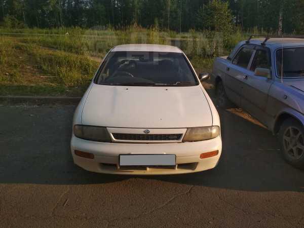Nissan Bluebird, 1992 год, 30 000 руб.