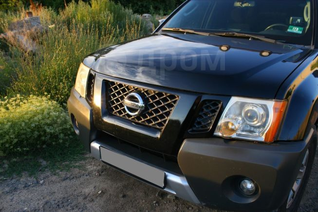 Nissan Xterra, 2010 год, 980 000 руб.