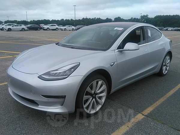 Tesla Model 3, 2018 год, 3 055 000 руб.