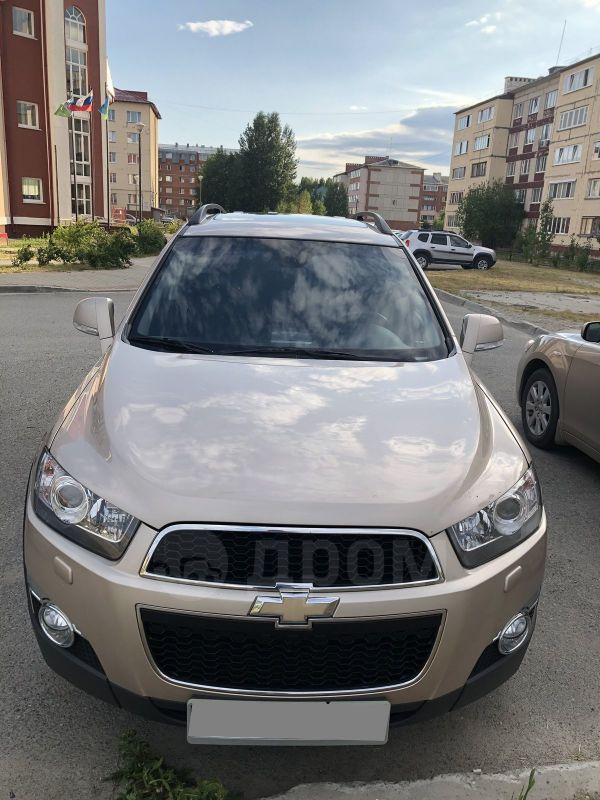 Chevrolet Captiva, 2012 год, 850 000 руб.