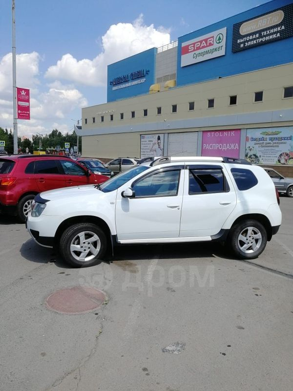 Renault Duster, 2015 год, 700 000 руб.