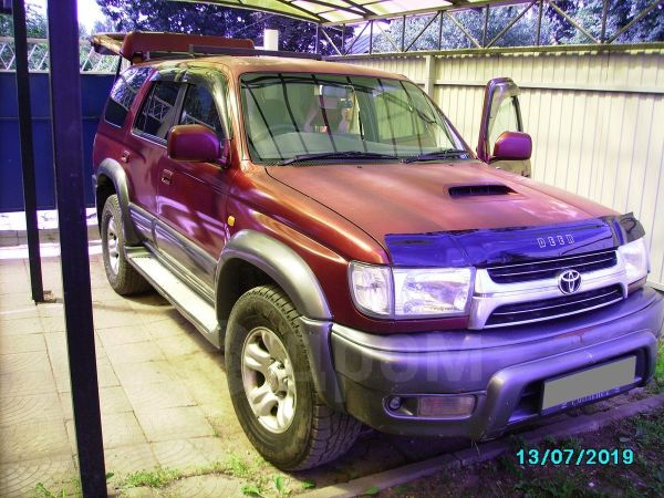 Toyota Hilux Surf, 2002 год, 600 000 руб.
