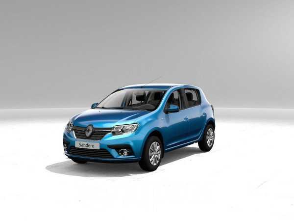 Renault Sandero, 2020 год, 807 000 руб.
