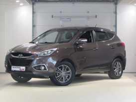Ноябрьск Hyundai ix35 2014