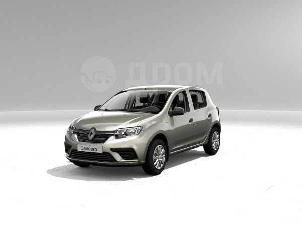 Renault Sandero Stepway, 2020 год, 883 000 руб.