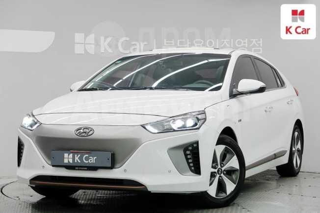 Hyundai Ioniq, 2017 год, 1 520 000 руб.