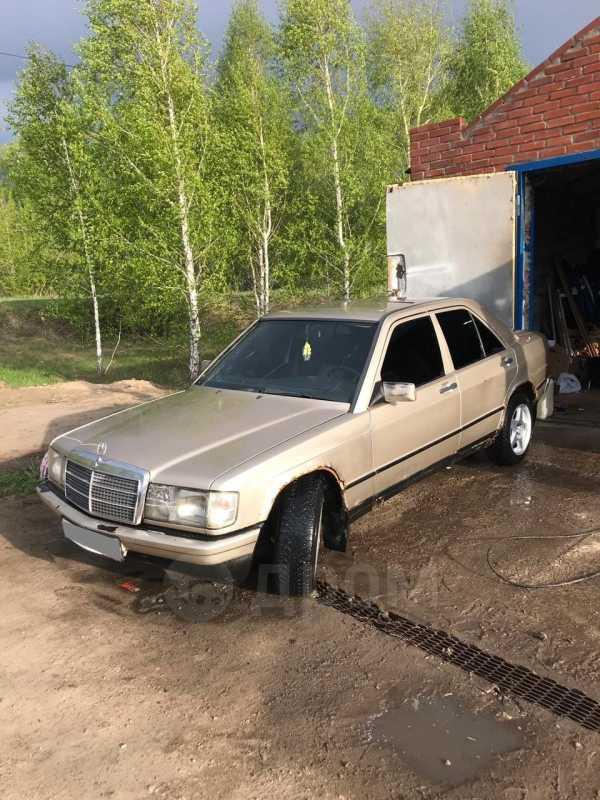 Mercedes-Benz 190, 1986 год, 37 000 руб.