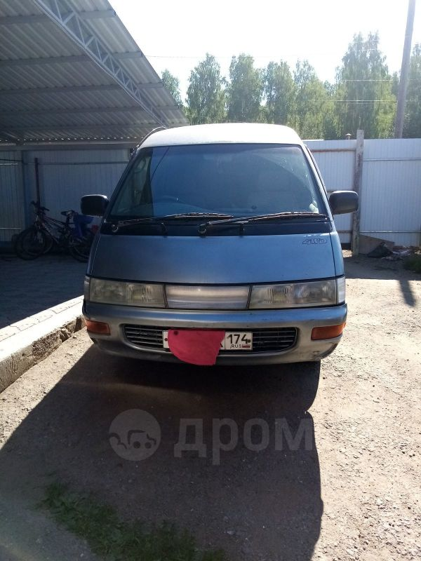Toyota Town Ace, 1993 год, 125 000 руб.