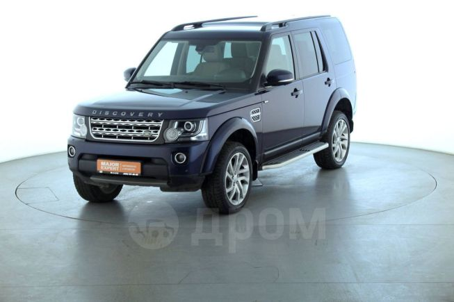 Land Rover Discovery, 2015 год, 2 450 000 руб.