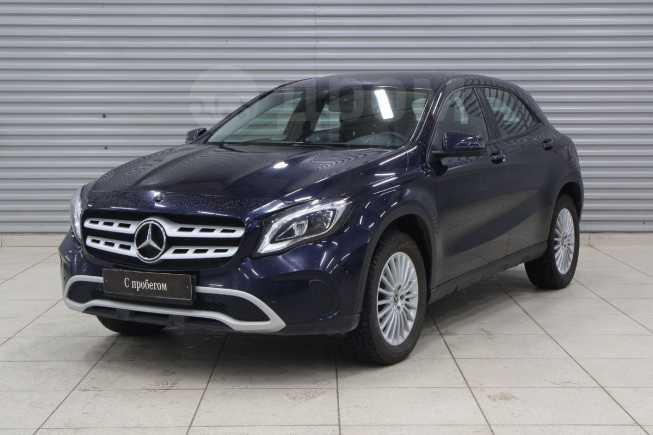 Mercedes-Benz GLA-Class, 2017 год, 1 390 000 руб.
