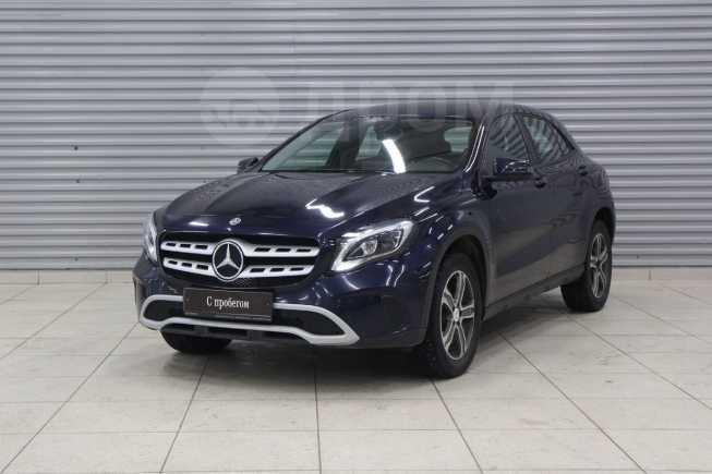 Mercedes-Benz GLA-Class, 2017 год, 1 440 000 руб.
