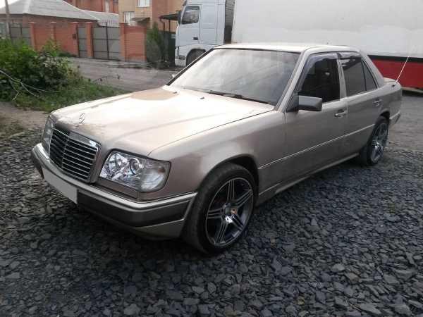 Mercedes-Benz E-Class, 1989 год, 170 000 руб.