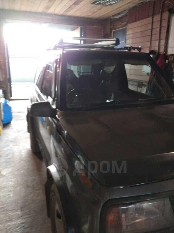 Suzuki Escudo, 1990 год, 270 000 руб.