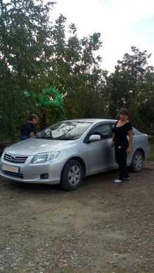 Северская Corolla Axio 2010