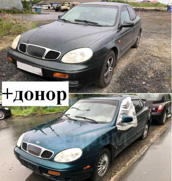 Daewoo Leganza, 1999 год, 130 000 руб.