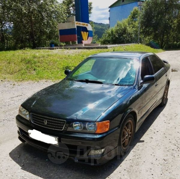 Toyota Chaser, 1999 год, 440 000 руб.