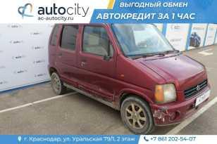 Краснодар Wagon R Plus 1998