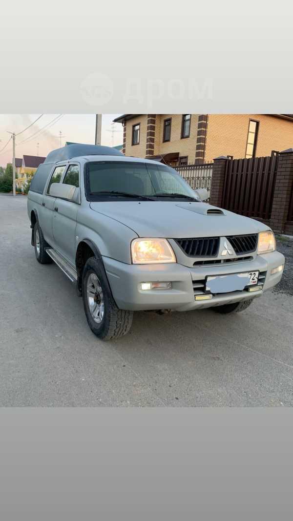 Mitsubishi L200, 2005 год, 460 000 руб.