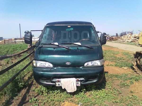 Hyundai Grace, 1997 год, 90 000 руб.