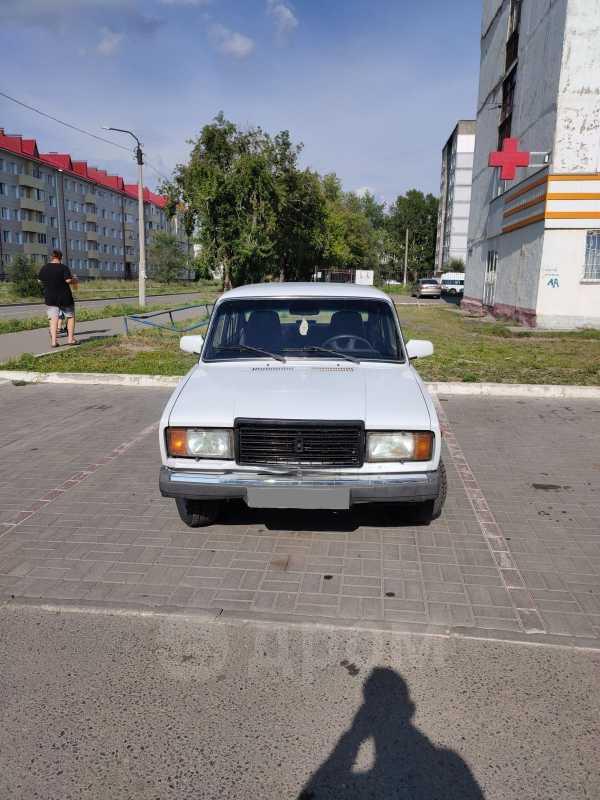 Лада 2107, 2006 год, 73 000 руб.
