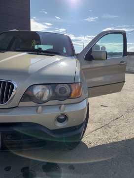 Барнаул BMW X5 2001