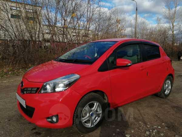 Toyota Vitz, 2011 год, 489 000 руб.