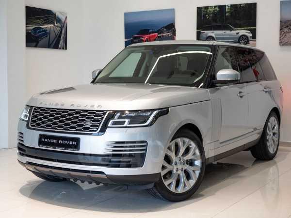 Land Rover Range Rover, 2019 год, 9 193 000 руб.